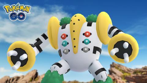 Pokémon Go - Regigigas