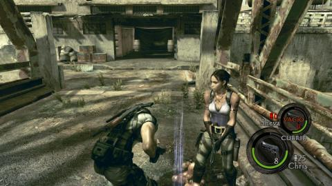 Análisis De Resident Evil 5 Para Nintendo Switch La Vuelta Del Cooperativo Hobbyconsolas Juegos