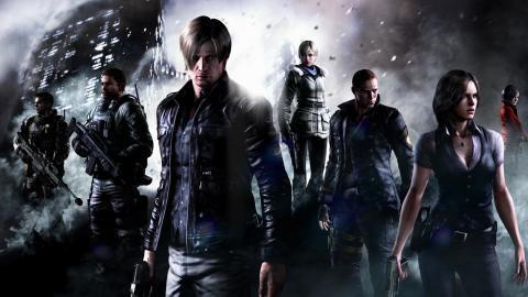 Resident Evil 6 - Nintendo Switch