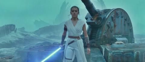 Star Wars 9 - Rey