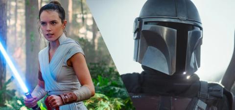 Star Wars - El ascenso de Skywalker y The Mandalorian