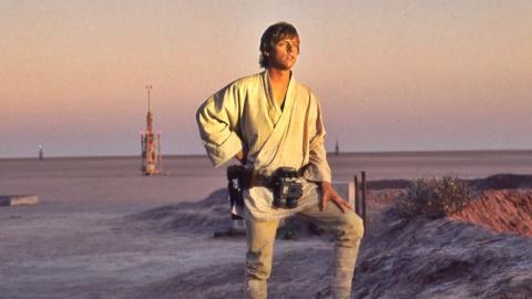 Star Wars Una nueva esperanza - Luke Skywalker