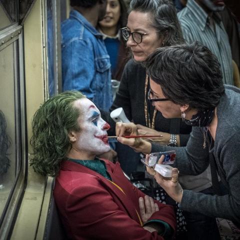 Todd Philipps revela nuevas imágenes del rodaje de Joker 10