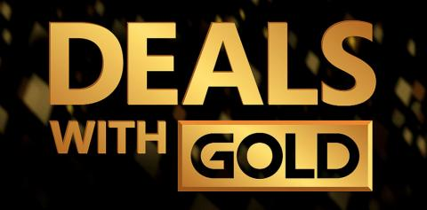 Deals with Gold en Xbox One
