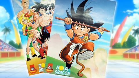 Dragon Ball y los pósters de Matutano