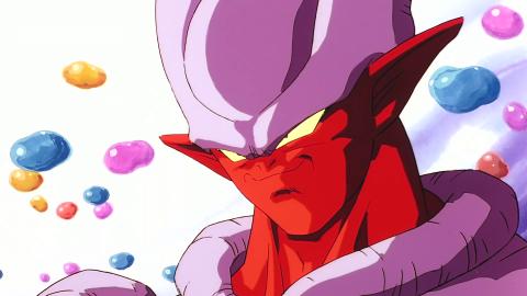 Dragon Ball Z Fusión - La escena más difícil de animar