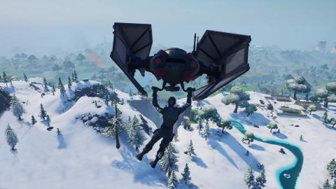 Vídeo evento de Star Wars en Fortnite