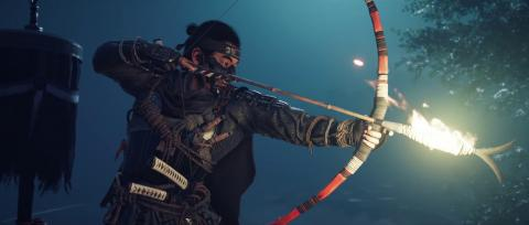 Ghost of Tsushima The Game Awards 2019 trailer