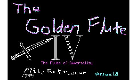 The Golden Flute IV