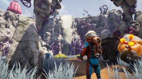 Journey To The Savage Planet hands on