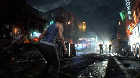 Resident Evil 3 Remake nuevos detalles