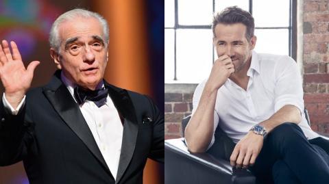 Ryan Reynolds zanja la polémica de Scorsese y Netflix: 'Ved las películas en el p*to dispositivo que queráis'