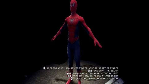 Spiderman 4 gameplay