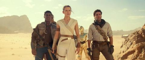 Star Wars 9 El ascenso de Skywalker