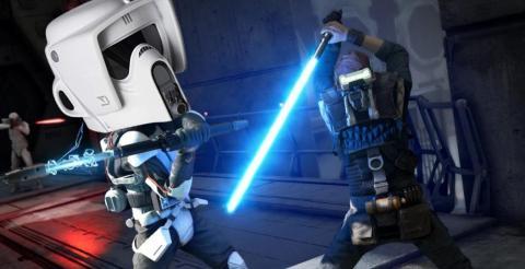 Star Wars Fallen Order cabezones