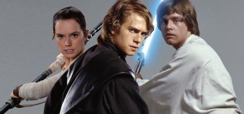 Star Wars Protagonistas