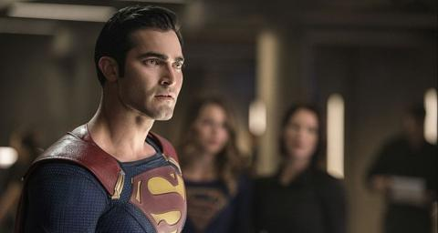 Superman Tyler Hoechlin