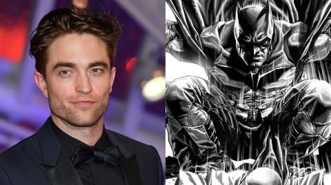 El Bat-traje de Robert Pattinson en The Batman podría inspirarse en la versión de Lee Bermejo