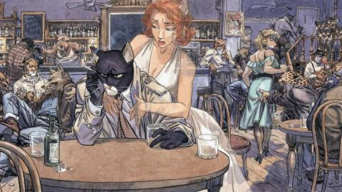Blacksad Juanjo Guarnido