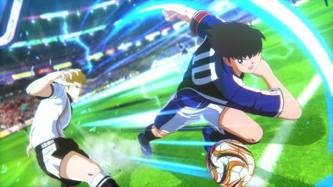 primeras imágenes Captain Tsubasa Rise of New Champions