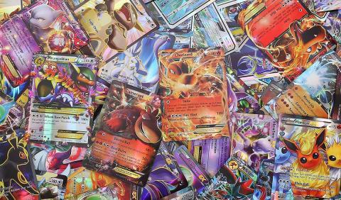 Cartas de colección Pokémon