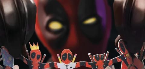 Deadpool The End