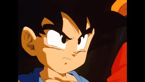 Dragon Ball GT - La escena de Goku que nunca se vio en España