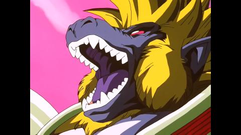 Dragon Ball GT - La figura de Ohzaru Baby
