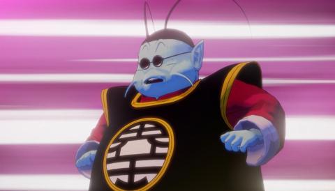 Dragon Ball Z Kakarot - Kaito sorprendido