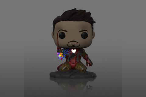 Funko Pop Iron-Man