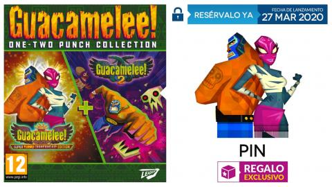 Guacamelee! GAME