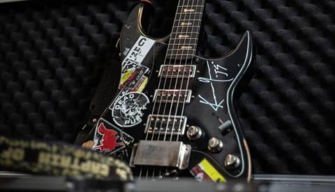 Guitarra Cyberpunk 2077