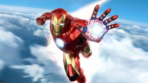 Iron-Man VR