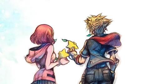 Kingdom Hearts 3 DLC Re Mind
