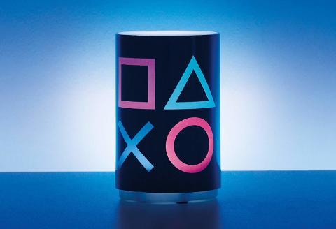 Lámpara PlayStation