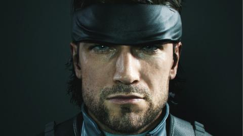Metal Gear Solid Snake Remake