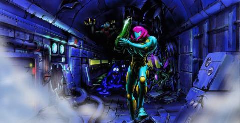 Metroid 2D para Switch