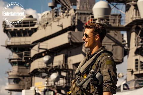 Nuevas imágenes de Top Gun Maverick