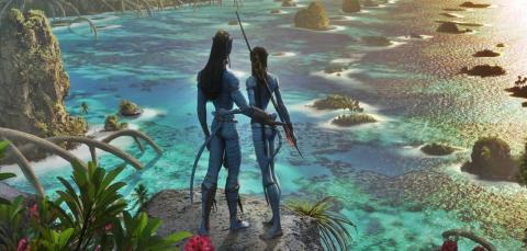 La película Avatar 2 muestra un primer vistazo a través de su arte conceptual