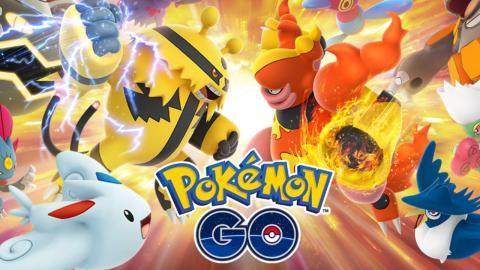 Pokémom GO