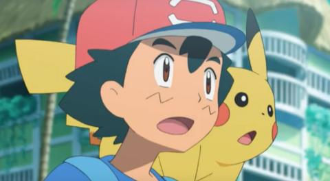 Pokemon - Ash Ketchum