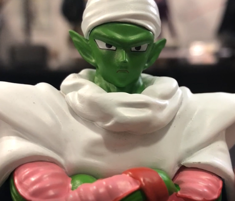 Las polémicas figuras de Dragon Ball Z