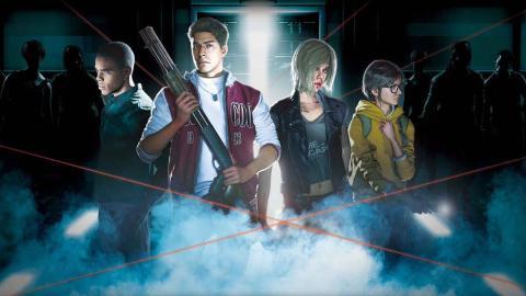 Resident Evil Resistance multijugador