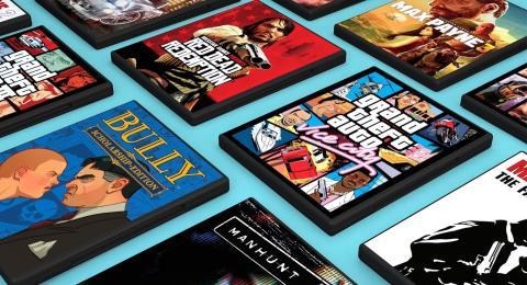 Rockstar tiempo de publicación de juegos