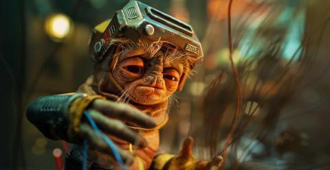 Star Wars 9 - Babu Frik