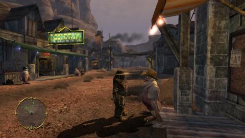 Oddworld Stranger's Wrath HD Switch