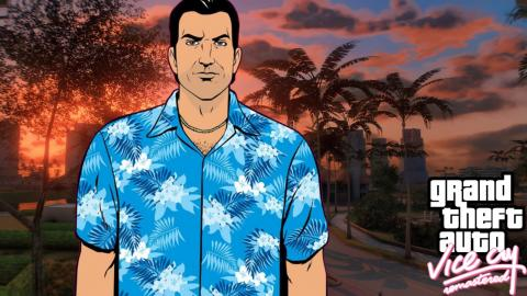 vice city remastered