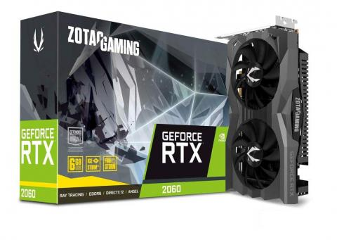 Zotac Gaming GeForce RTX 2060