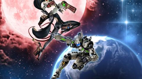 Bayonetta y Vanquish PS4 Xbox One