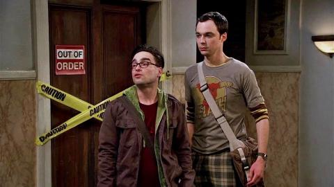 The Big Bang Theory episodio piloto